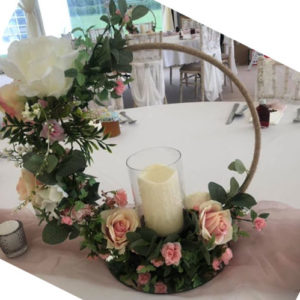 6 tables decorations